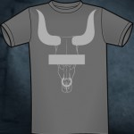 """Bullheaded"" T-Shirt"
